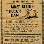 Peter Pan News Ad