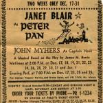 Peter Pan News Ad