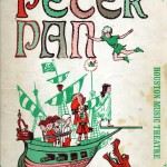 Peter Pan Program Cover