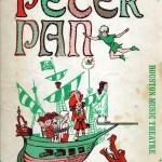 Peter Pan Program Cover