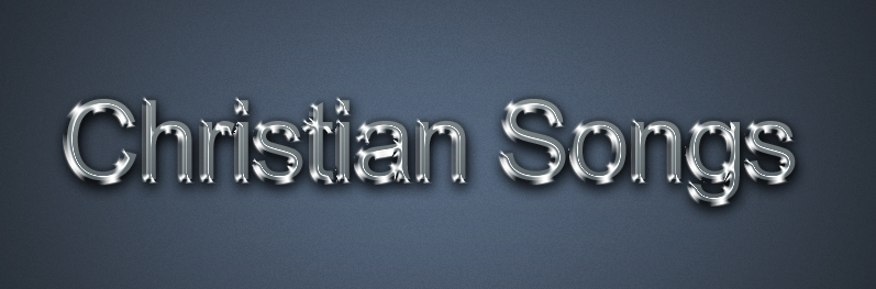 Christian Songs Banner